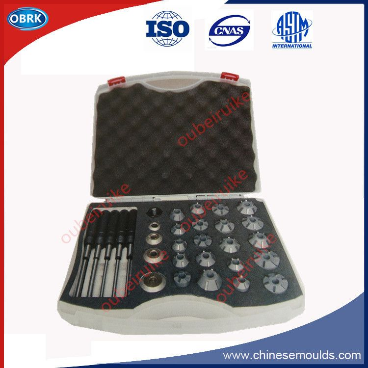 Export Quality Engine Valve Seat Cutter Upgrade Kit For Minicar 22-38mm 31 PC/Set  Auto Repair Tools