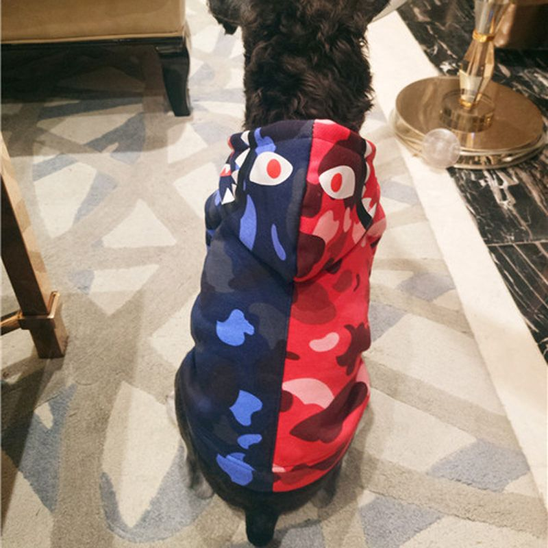 Fashion Pet Clothes Spring Dog Cat Coat Jackets Soft Puppy Clothes Hooded Pets Clothing Chihuahua Custome S-XL DOGGYZSTYLE