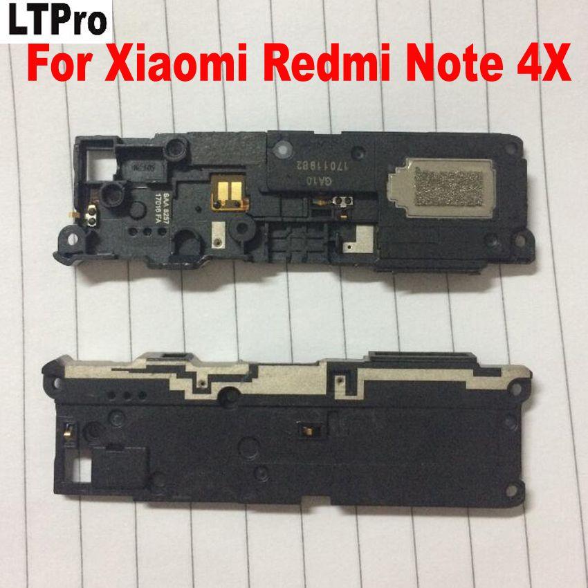 LTPro Hochwertige Lautsprecher Für Xiaomi Redmi Hinweis 4X Summer Ringer Bord note4X lautsprecher Flex Ersatz Ersatzteile