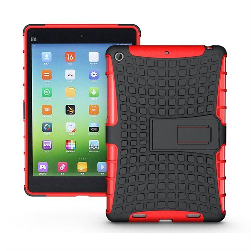 Противоударный Жесткий Чехол Для Сяо mi pad 1 2 3 4 7,9 8 Heavy Duty резиновая Drop доказательство планшеты в виде ракушки Крышка для mi pad 1 a0101 стилусы