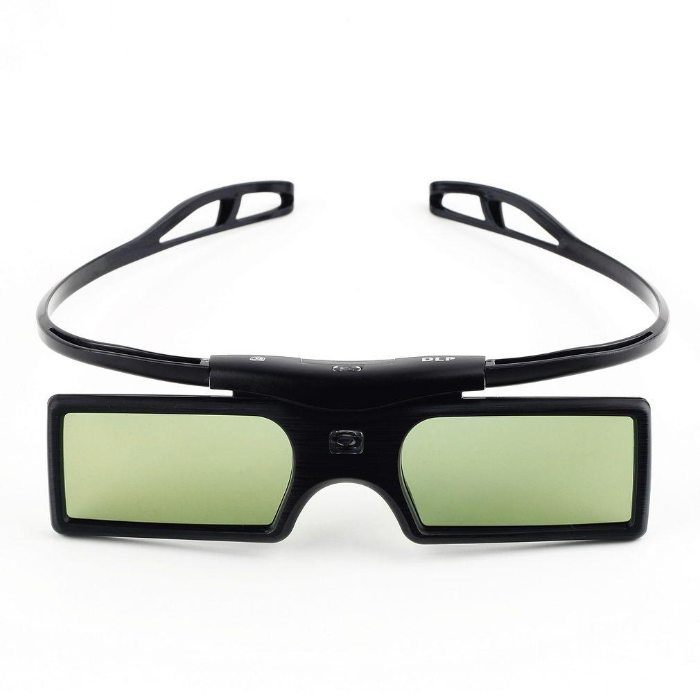 G15-DLP 3D Active Shutter Glasses For Optoma for LG for Acer DLP-LINK DLP Link Projectors gafas 3d Newest
