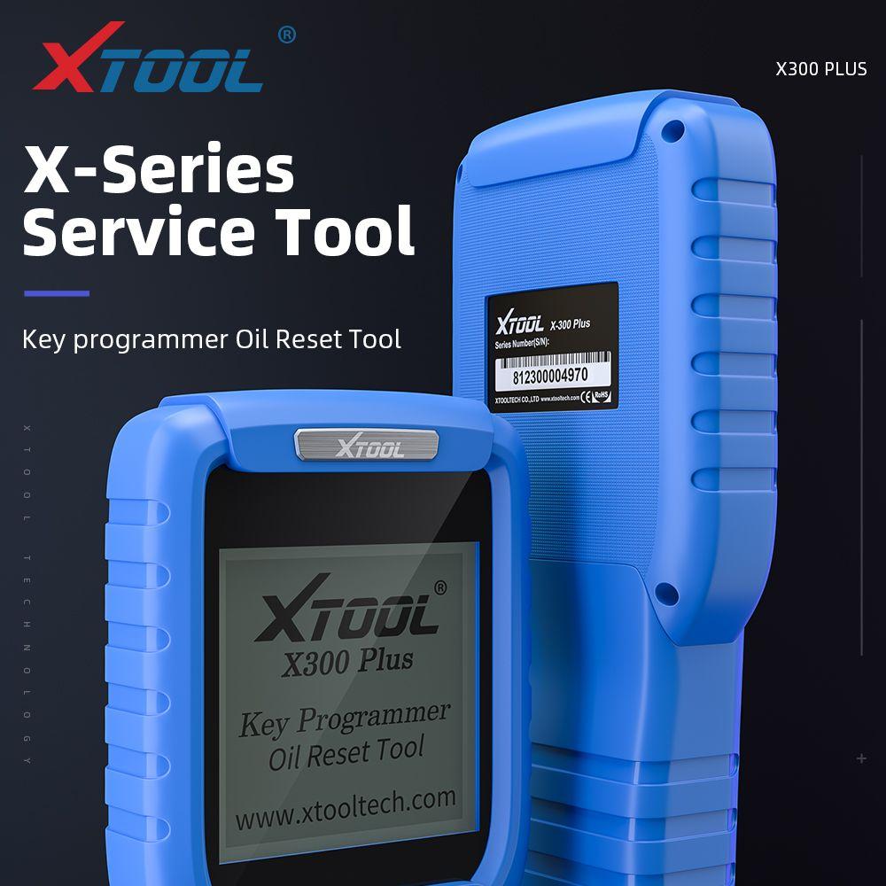 Original XTOOL X300 Plus Auto Schlüssel Programmierer OBD2 Motor Diagnose Professionelle X300 Mit Spezielle Funktion Freies Update Online