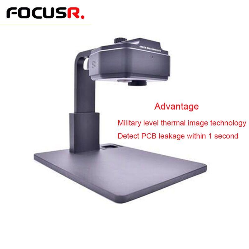 FOCUSR. Thermische Kamera Geschwindigkeit Diagnose Handy Motherboard Erkennung Schnelle Reparatur Ärger schießen thermische imaging instrument