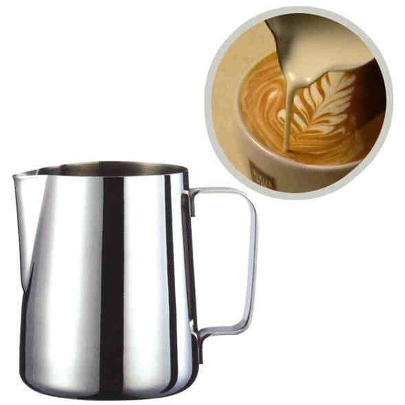 Фантастические Кухня Нержавеющаясталь вспенивания молока кувшин эспрессо Кофе кувшин бариста Craft Кофе латте вспенивания молока кувшин
