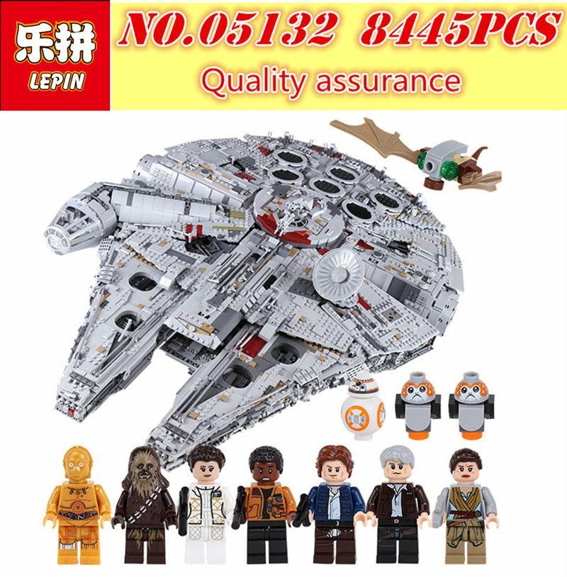 LEPIN 05132 Ultimative sammler Destroyer Star Serie Wars Bausteinziegelsteine Kinder geburtstagsgeschenke 75192