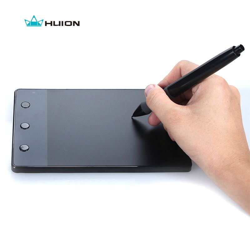 HUION H420 4 Inches Painting Tablet NEW Digital Tablets Professional Signature Tablet USB Graphics Drawing Tablets