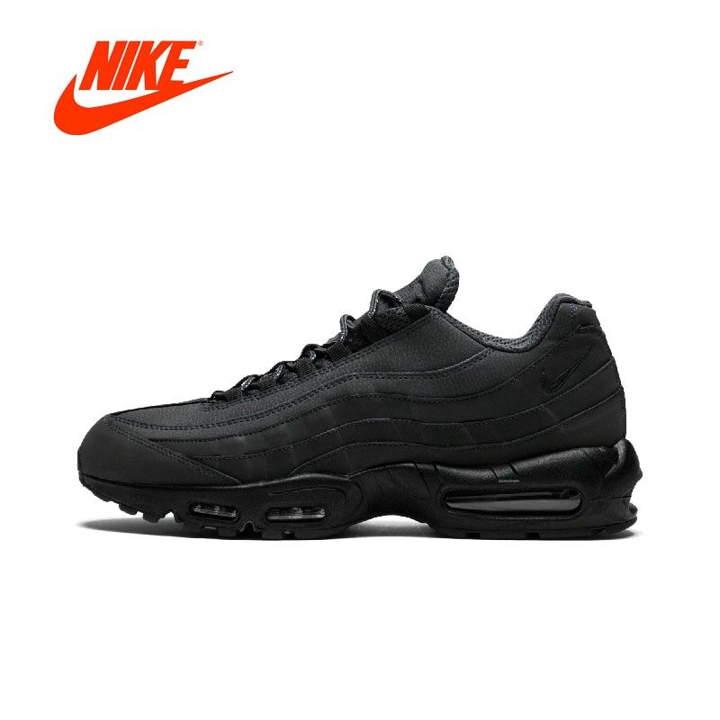Original New Arrival Authentic Nike Air Max 95 Essential Mens Running Shoes Sneakers Sport Outdoor Breathable Comfortable