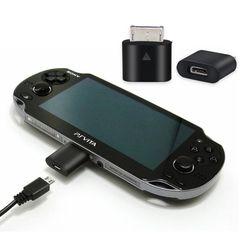 Micro USB tipe c Perempuan untuk Adapter untuk biaya PSVita PSV1000 adaptr transmisi converter