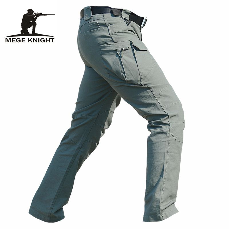 Tactical clothing men cargo pants IX7 military trousers, spring summer casual military army pants, men's trousers
