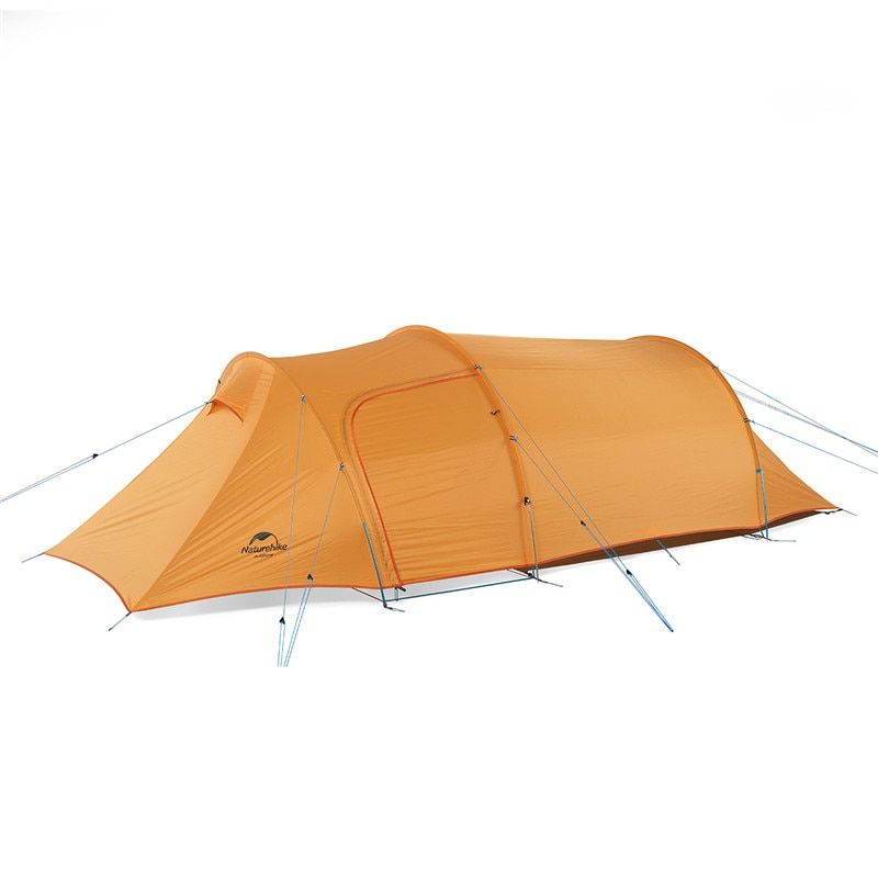 NatureHike Outdoor Camping Opalus Tunnel Tent For 3-4 Person 4 Season Large Family Tent Nature Hike Tent