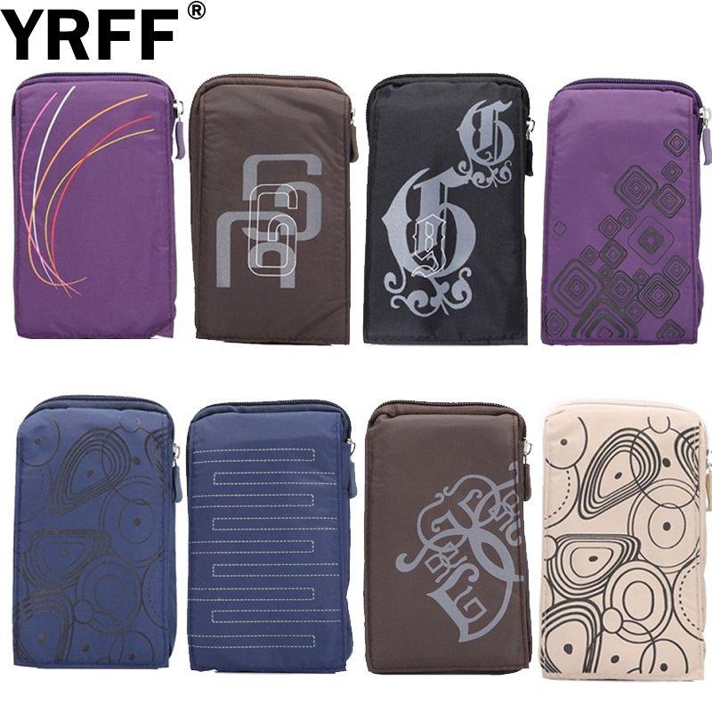 Yrff спортивный кошелек мобильный телефон сумка Открытый Армии чехол для мульти модель телефона крюк петли для ремня чехол кобура мешок