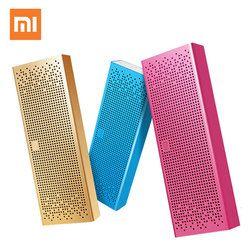 Xiao mi mi Bluetooth Lautsprecher Englisch Version Stereo Drahtlose mi ni Tragbare Bluetooth Lautsprecher Musik MP3 Player Unterstützung Freisprecheinrichtung