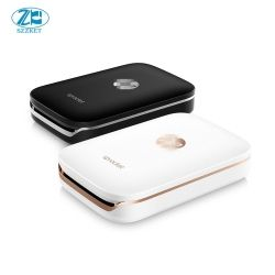 Pocket photo printer mobile phone bluetooth portable printer mini home sprocket  for hp ZINK Photo Paper Printing No ink