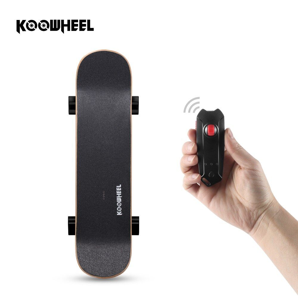 Koowheel 4 Wheels Self Balancing Scooter Dual Hub Motor Longboard Smart Hoverboard Waterproof Electric Skateboard Max 30km/h
