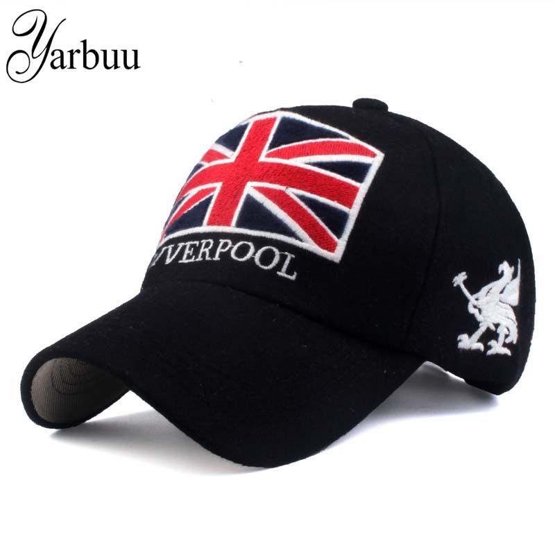 [YARBUU] 2017 neue mode winter baseball-cap Nylon warm halten hüte für männer und frauen casquette polo 4 Farben für Wahl