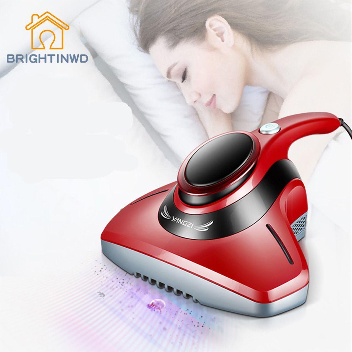 BRIGHTINWD UV Lamp Mite Bed Sterilization Machine In Addition To Mites Vacuum Cleaner Small Mini Dust