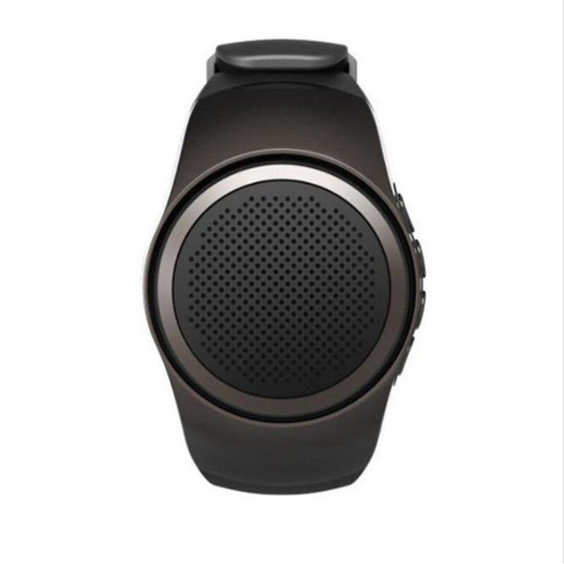 B20 Super Bass Wireless wristband Bluetooth Speaker Smart Watch Sport Music Player Call Playing FM Radio Self-timer PK B90