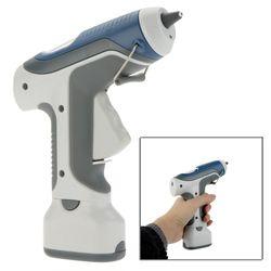 GK-368 Portabel 7 W/6 V Cordless Hot Melt Glue Gun Dengan Lampu LED Untuk DIY Model Living Kerajinan 3 pcs 7mm Tongkat Gratis