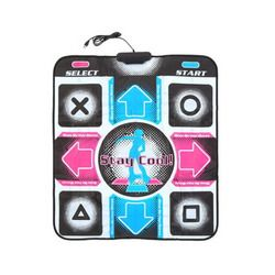 Newest Non-Slip Dancing Step Dance Mat Pad Pads Dancer Blanket Fitness Equipment Revolution Foot Print Mat to PC With UCD Drive