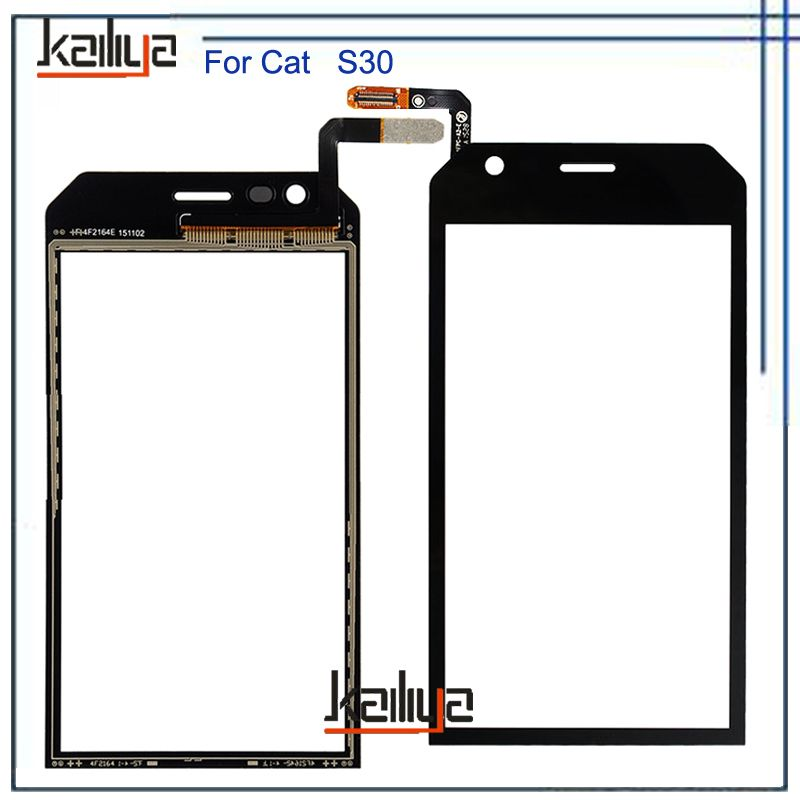 For Caterpillar CAT S30 S50 S60 Sensor Touch Screen Perfect Repair Parts Touch Panel Digitizer Replacement For CAT S30 S50 S60