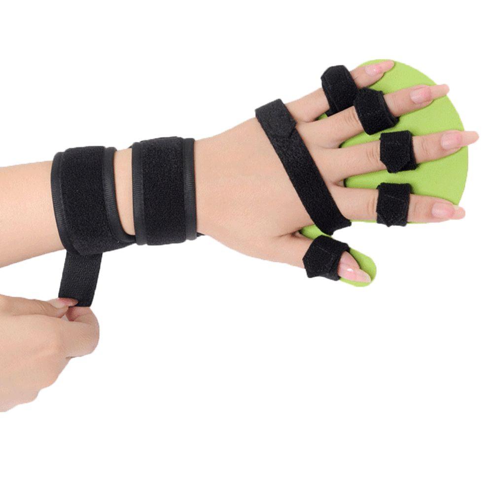 Main poignet orthèse doigt séparé Flex spasme Extension conseil attelle Apoplexy Hemiplegia droite gauche hommes femmes