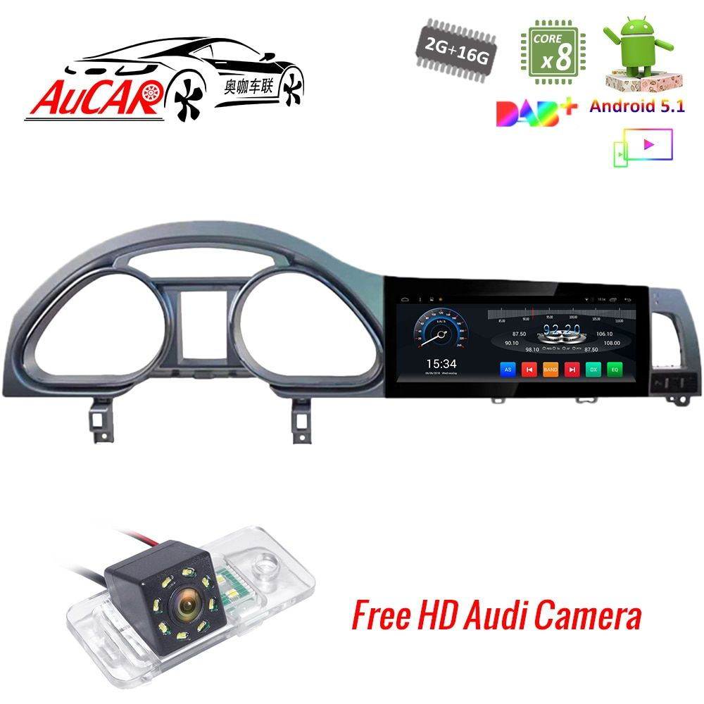 Android 6.0 10,25 Auto multimedia für Audi Q7 Android Auto DVD Player 2007-2015 Octa core Bluetooth GPS Radio WIFI 4G Stereo