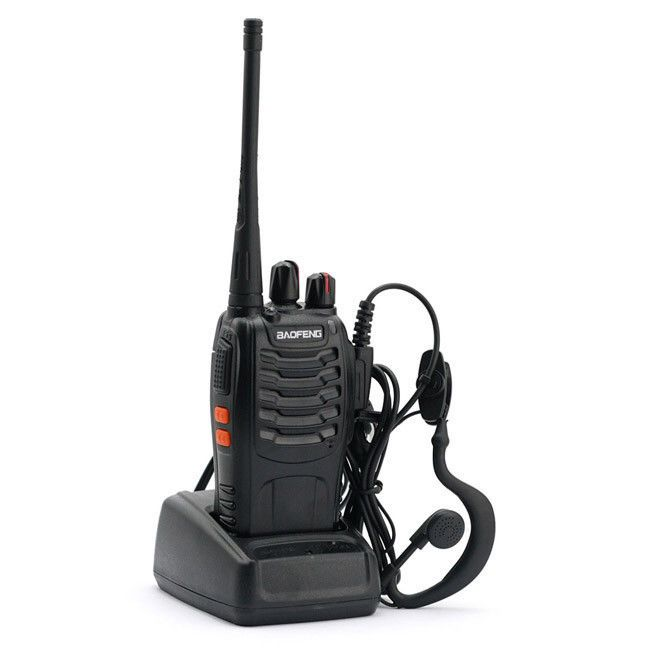 30 stücke Baofeng/Pofung BF-888S UHF 400-470 MHz 5 Watt CTCSS Portable Two-way Ham Radio 16CH durch DHL oder fedex Versand