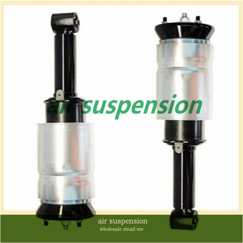 free shipping PAIR for Land Rover discovery 3 4 III car part Front Air spring shock absorbers air Suspension Strut