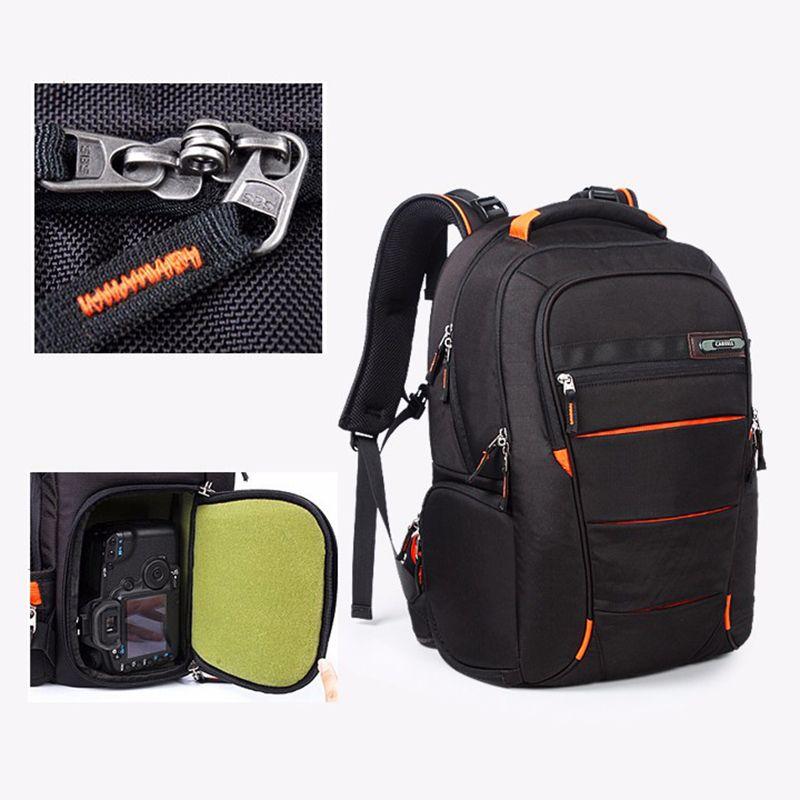 C3050 Camera Bag Men Women Backpack Camera Digital Shoulders Large Capacity Backpack For Canon Nikon SLR Camera Bag
