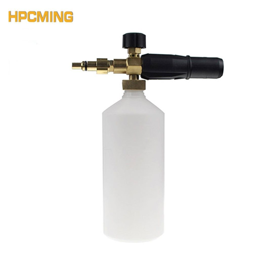 2018 Foam cannon of High Pressure Foam Gun For Lavor Parkside Foreman Sterwins Hitachi Sorokin Copokin Hammer Washer (cw033)