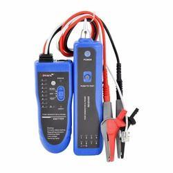 NOYAFA RJ45 RJ11 Sertir Lan Réseau Câble Amplificateur Tone Generator Kit Fil Sniffer LAN Testeur Câble Tracker Pour BNC Téléphone