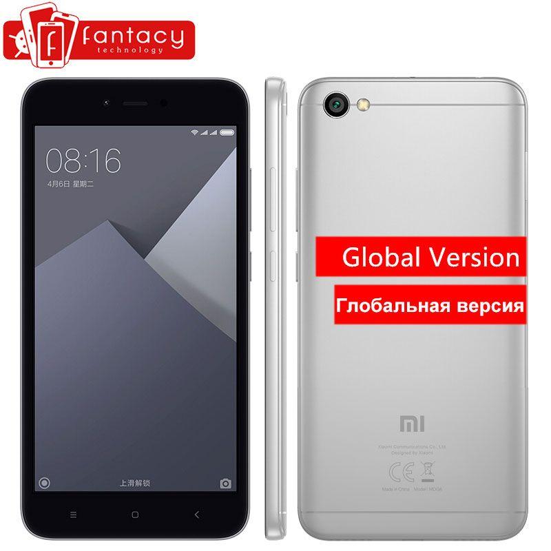 Xiaomi Redmi Note 5A 5 A Global Version Smartphone 5.5