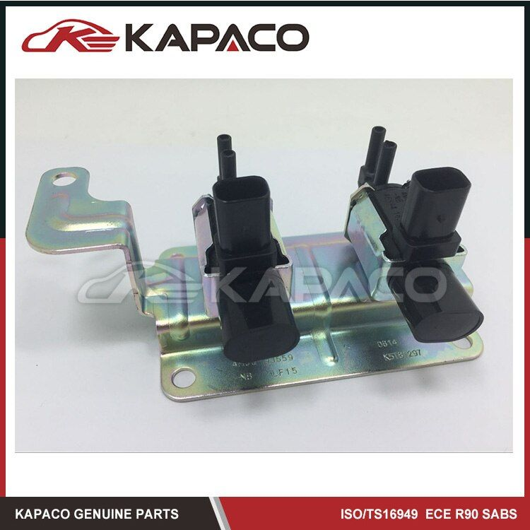 Manifold Vacuum Runner Solenoid Valve 1357313 5243591 K5T81980 4M5G-9J559-NB  For FORD Focus Cmax Mondeo Mazda 3 5 6 CX7