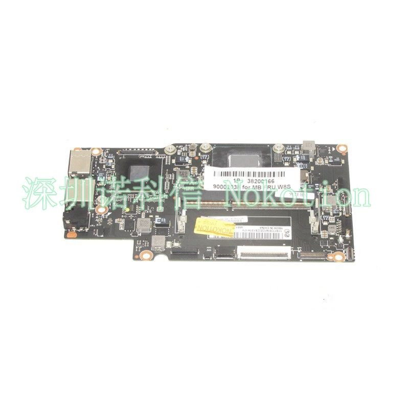 NOKOTION 11S11201612 laptop motherboard For Lenovo Yoga 13 MB Panasonic with SR0XL I5-3337U CPU onboard DDR3 mainboard Works