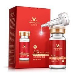Argireline + Aloe Vera + Collagen Peptides Rejuvenation Anti Wrinkle Serum For Face Skin Care Anti-aging Cream