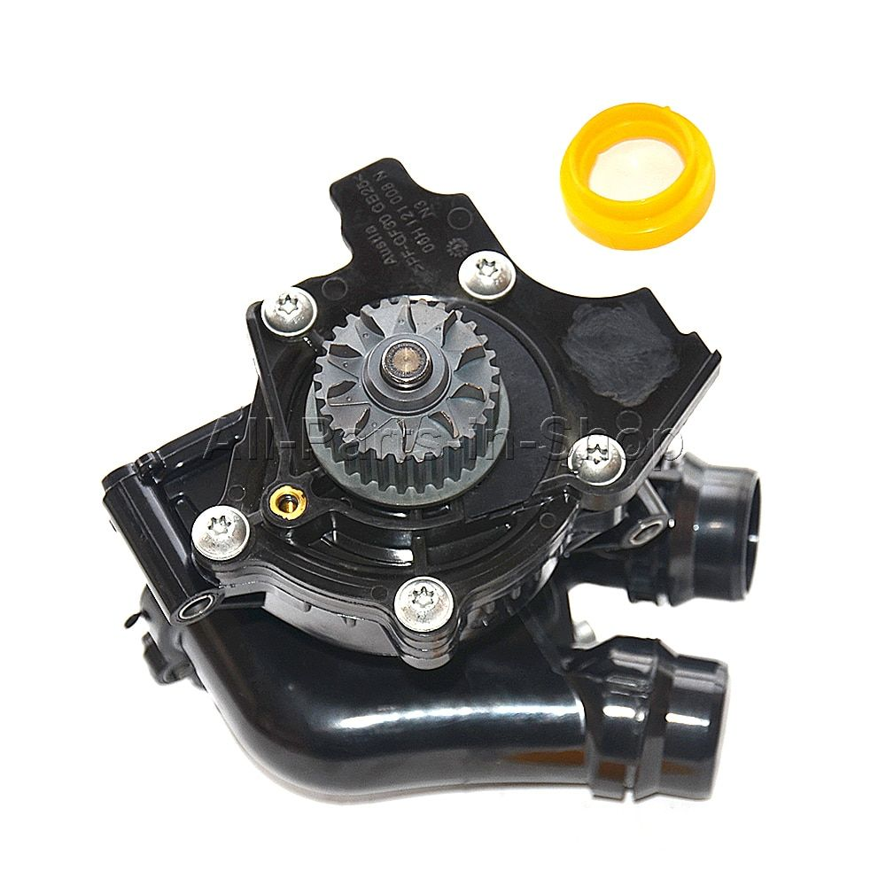 For VW 1.8T 2.0T Engine Cooling Water Pump Assembly For VW Jetta Golf Tiguan Passat CC Octavia Seat Leon 06H 121 026,06H121026AB
