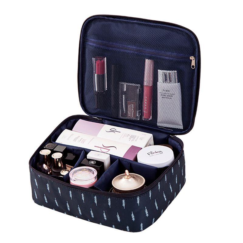 Marque organisateur voyage mode dame cosmétique sac cosmétique esthéticienne sacs de rangement grande capacité Femmes sac de maquillage H127