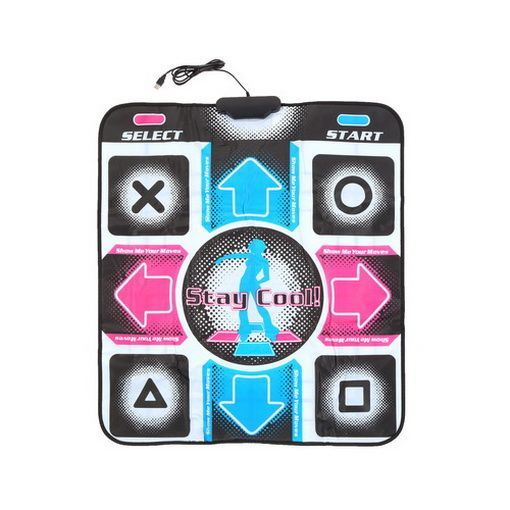 Non-Slip Dancing Step Dance Mat Pad Pads Dancer Blanket to PC with USB,Newest and Wholesale in 2016!!! Drop Shipping