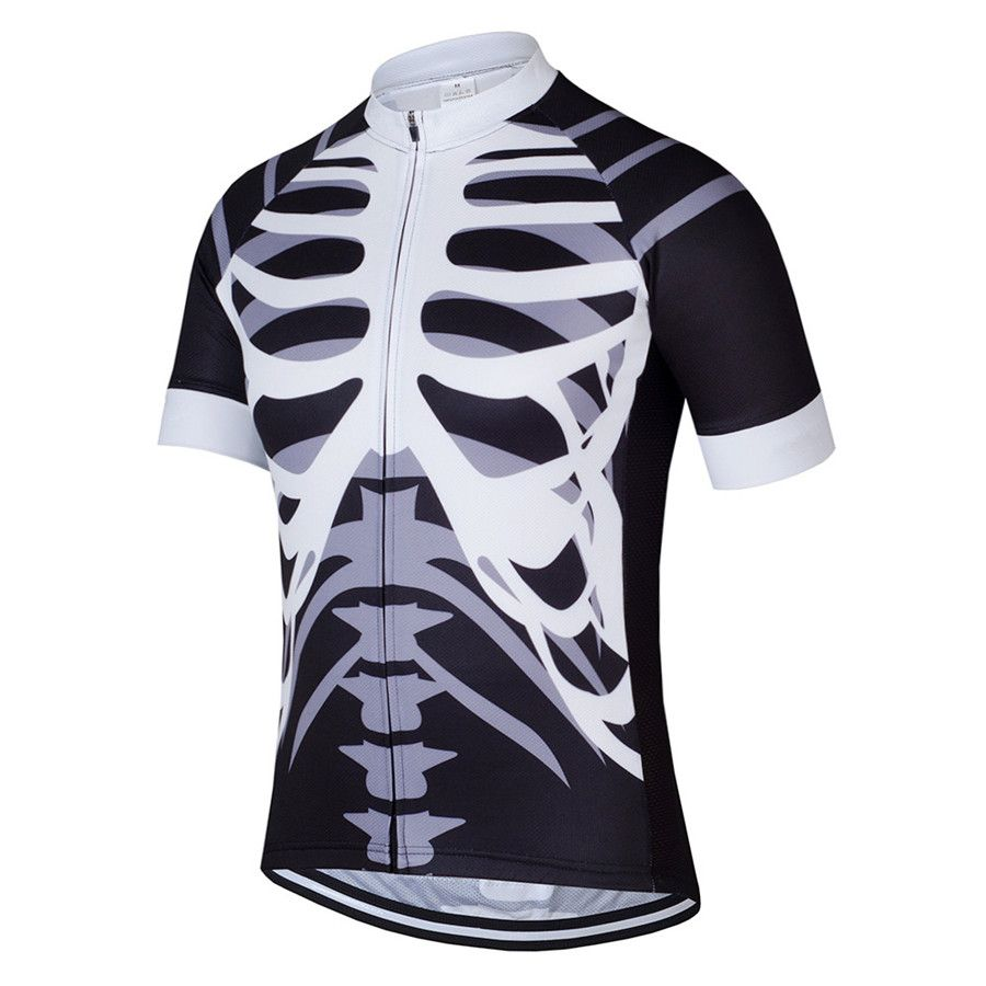 Tinkkic New 2018 Cycling Jersey Men Short Sleeve Polyester <font><b>Bike</b></font> Clothes breathable quick-drying Maillot Ciclismo More color