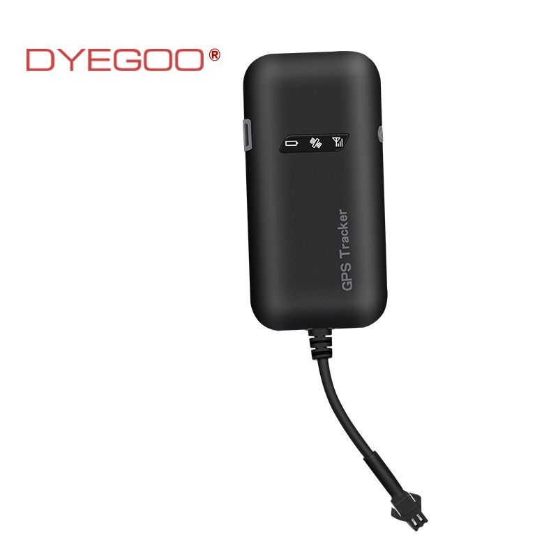 4 band car GPS tracker GT02A  FREE platform real address Google link  free shipping android & Iphone APP