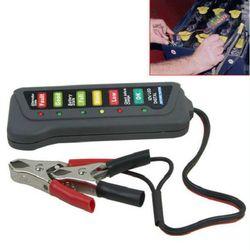 Haute Qualité LED Numérique Batterie Alternateur Testeur Testeur de Batterie Batterie Niveau Moniteur Pour Voiture Moto Camions 12 V