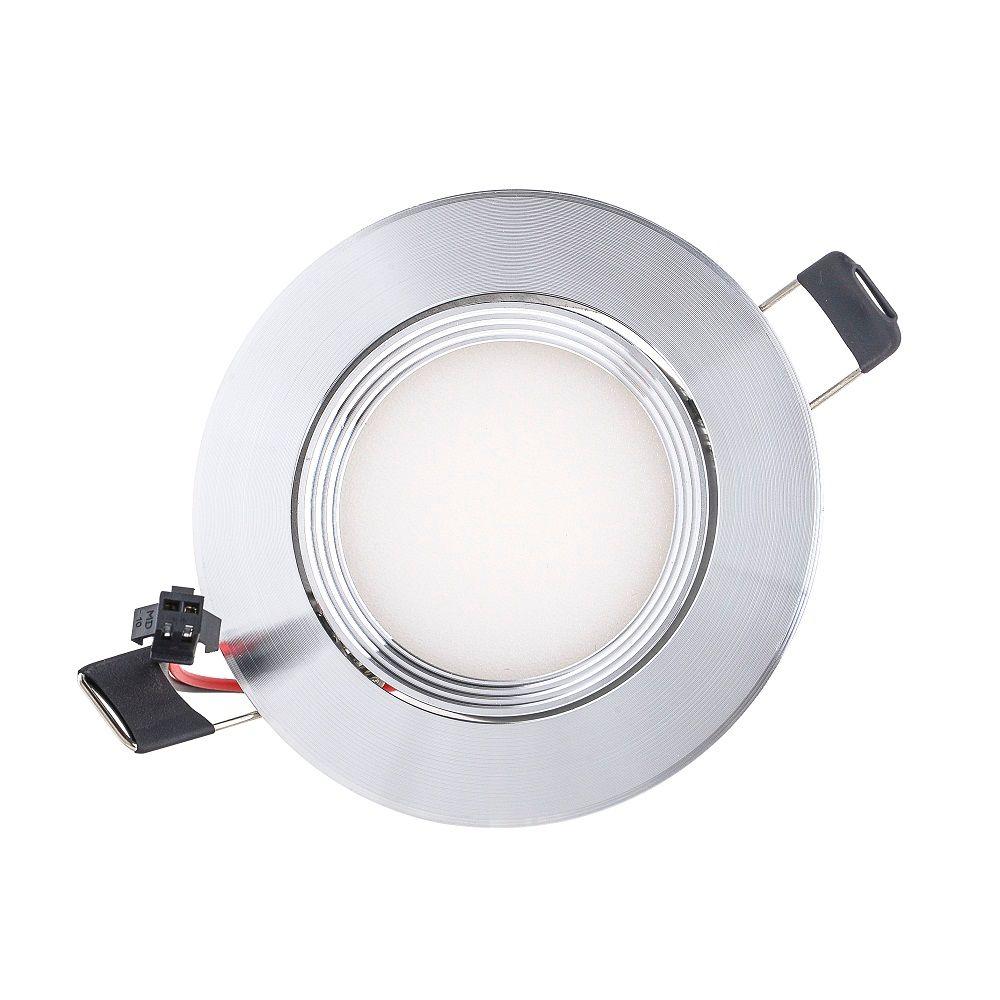 50pcs Super Bright Led downlight light COB Ceiling Spot Light 3w 6w 9w AC85-265V ceiling recessed Lights Indoor Lighting