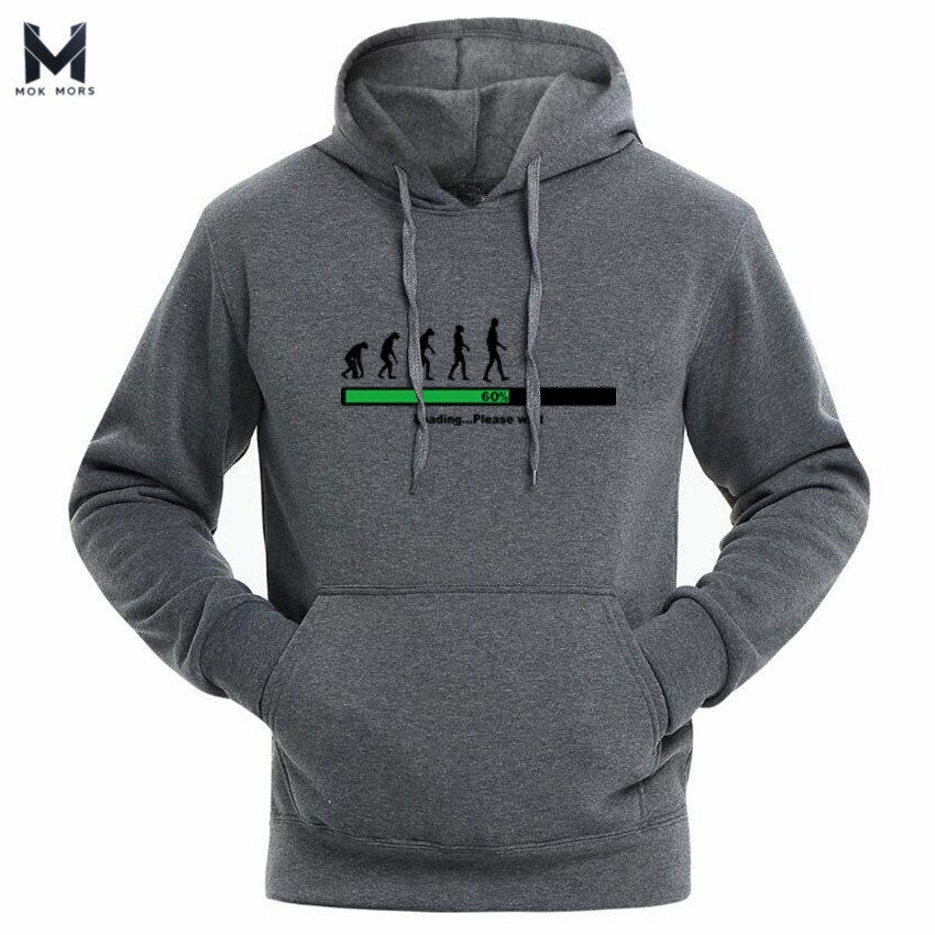 Nuevo 2017 Marca Hombres Sudadera Con Capucha Moda Solid Fleece Con Capucha Para Hombre Pullover hombres Chándales Moleton masculino