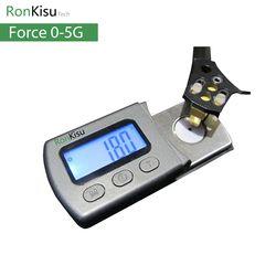 Lp Vinyl Turntable cartridge Stylus Force Measurer, Digital Display Pressure Scale, Phonograph Adjust Maintenance accessories