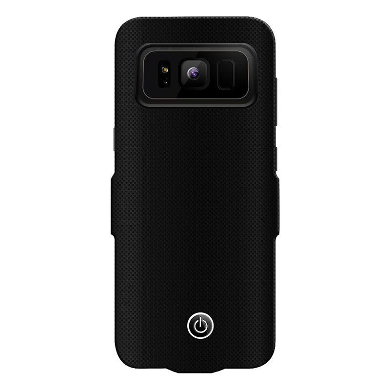 NS Für Samsung Note8 Batterie Fall, 7000 mAh Tragbare Lade Schutzhülle Ultra Slim externe Batterieleistungbank