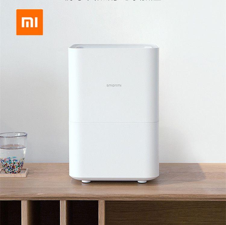 Xiaomi Original Smartmi Humidifier for home Air dampener UV Germicidal Aroma essential oil data Smart phone Mi home APP Control