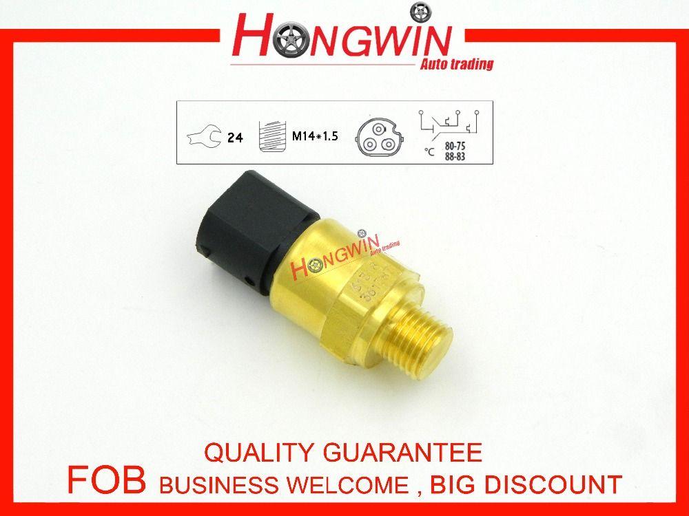 61318-361787 Coolant Temperature Switch/ Fan Switch For BMW-318i 318ti Z3 , Radiator 80-88 Degree OE No.1378073,61311378073
