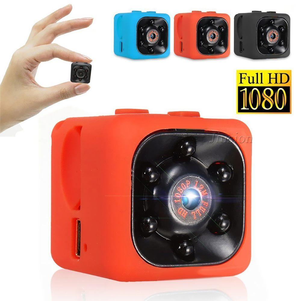 Original SQ8 SQ11 Mini caméra 1080 P 720 P enregistreur vidéo caméra numérique Micro Full HD IR Vision nocturne plus petit DV DVR caméscope