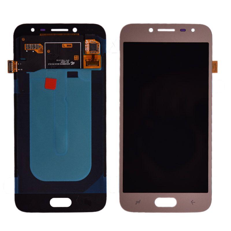 Original Super Amoled Für Samsung Galaxy J2 pro 2018 J250 J250F LCD Display touchscreen digitizer montage für Grand Prime pro