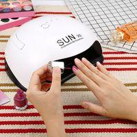 SUN X5 48/54W Dual UV Led Lamp Nail Dryer Manicure Tools 36 LEDs For Gel Polish Curing Light 10s/30s/60s/99s Timer UV Light Lamp